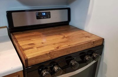 Stove covers