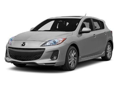 2013 Mazda Mazda3 i Grand Touring (Dolphin Gray Mica)