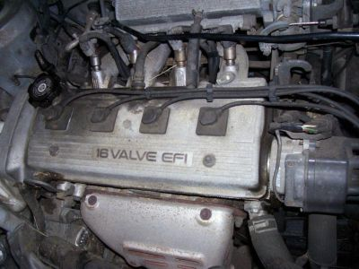 Purchase 93-94 TOYOTA COROLLA 1.8 ENGINE+ ACCESSORIES! COMPLET!.FITS 95-97 AS LONG BLOCK motorcycle in Mount Airy, Maryland, US, for US $550.00