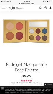 New PUR pallet.