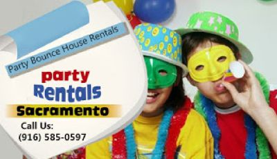 Book The Best Party Rentals For Your Next Event