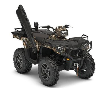 2019 Polaris Sportsman 570 SP Hunter Edition Utility ATVs Milford, NH