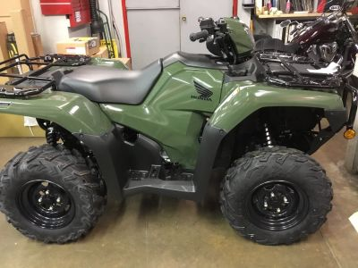 2019 Honda FourTrax Foreman Rubicon 4x4 EPS ATV Utility Crystal Lake, IL