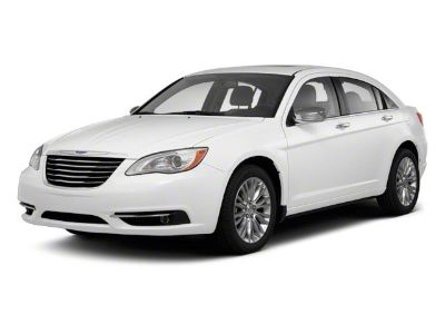 2011 Chrysler 200 S (Bright White)