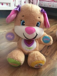 Fisher price smart stages puppy, location Avery Park