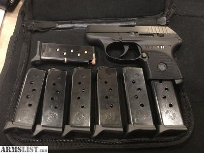 For Sale: Ruger LCP with 7 Magazines