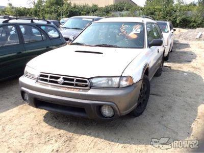 1997 Subaru Legacy Wagon