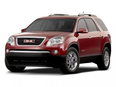 2008 GMC Acadia SLT-1 (Carbon Black Metallic)