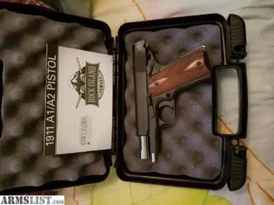 For Sale/Trade: 1911 officers model 45