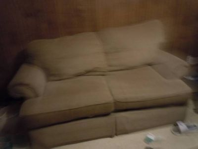 Sofa, Large Chair, and Ottoman set