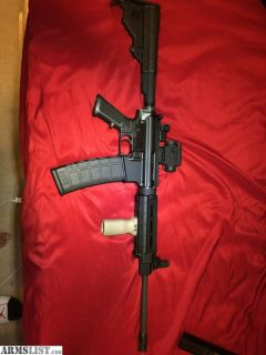 For Sale/Trade: DPMS AR-15 for sale or trade