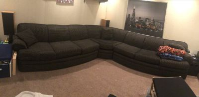 Huge Comfy Couch