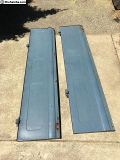 Original Double cab seamed gates