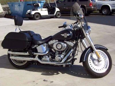 2012 Harley-Davidson® Softail® Fat Boy® FLSTF V Twin 1687 cc