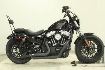 2016 Harley-Davidson Forty-Eight Cruiser Motorcycles Adams, MA
