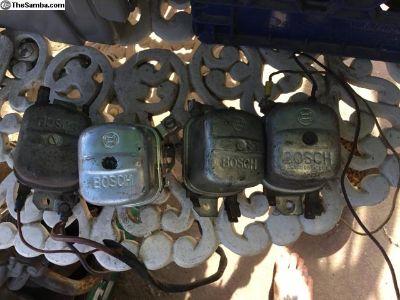 Voltage regulators Bosch