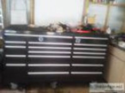 Professional Tool Box quot long by quot deep triple bay