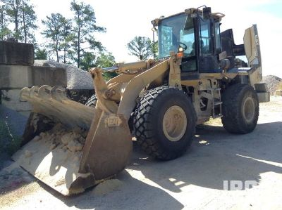 2006 Cat 938G Series II Wheel Loader