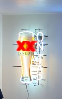 Beer light up sign