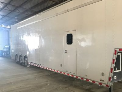 48' stacker trailer