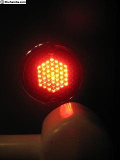 LED 57-61 Bus Tail Lights