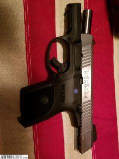For Sale: Like new Ruger SR9C