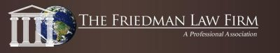 The Friedman's Personal Injury Lawyers in Boca Raton