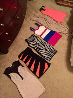 Lot dresses all size small