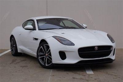 2018 Jaguar F-Type (White)