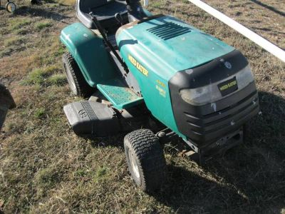 Lawn Tractor Weed Eater 12.5hp.38