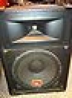 $100 OBO JBL MR822 PA Speaker-