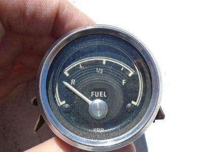 Sell MERCEDES 190SL FUEL GAUGE 190 SL W121 121 VDO 121 542 0103 motorcycle in Los Angeles, California, United States, for US $595.00