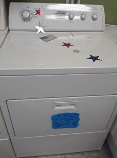 Whirlpool Dryer w/ Warranty