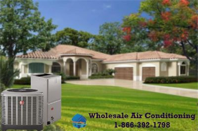 Rheem 14 & 16 Seer Central Air Conditioners