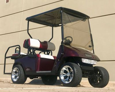 2009 E-Z-Go ST Sport 2 + 2 - Electric Golf Golf Carts Plano, TX