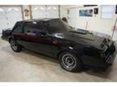 1984 Buick Grand National-3.8-SFI-Turbo