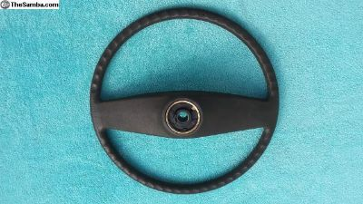 VW Vanagon Steering Wheel w/Horn Contact Ring