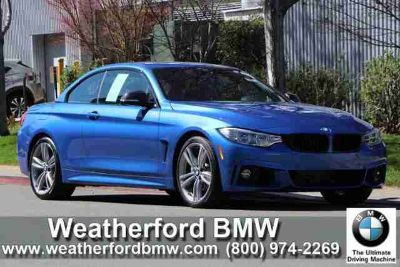 Used 2016 BMW 4 Series 2dr Conv RWD