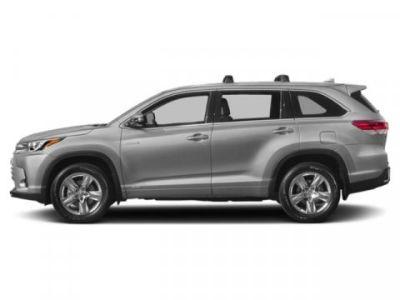 2019 Toyota Highlander Hybrid XLE (Celestial Silver Metallic)