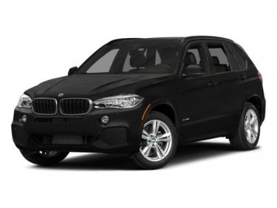 2015 BMW X5 xDrive35i (White)
