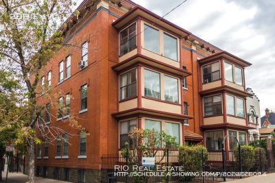 Gorgeous 2BR Apartment in Capitol Hill with HARDWOOD FLOORS and SUN ROOM!