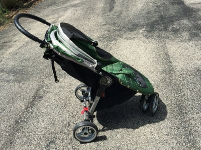 Used 2x - Baby Jogger City Mini Stroller