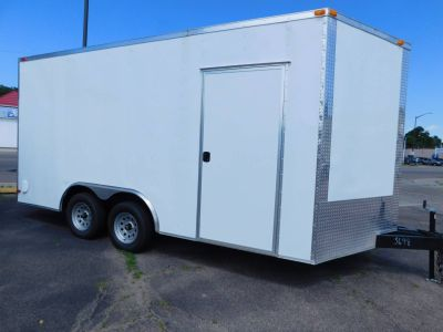 2019 Other 16L X 8W X 7.5H Enclosed Trailer Trailer Loveland, CO