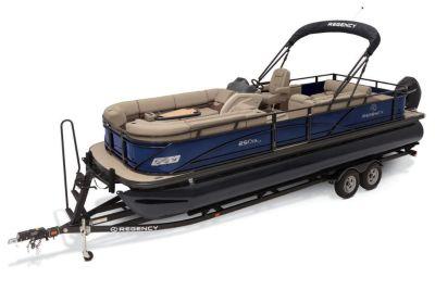 2019 Regency 250 DL3 Pontoons Boats Gaylord, MI