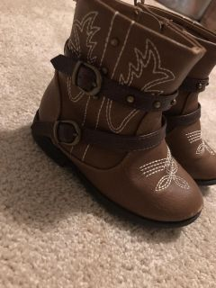 Cute toddler cowgirl boots