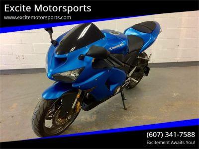 2006 Kawasaki Motorcycle