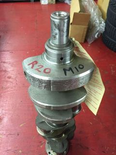 Purchase 1966 Buick 401 V8 STEEL Crankshaft 1361798 motorcycle in Homer Glen, Illinois, United States, for US $300.00