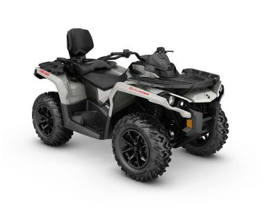 2017 Can-Am Outlander MAX DPS 650 Utility ATVs Savannah, GA