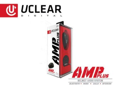 Purchase UCLEAR Digital AMP Plus Single Motorcycle Street Bluetooth Helmet Audio Syste motorcycle in Manitowoc, Wisconsin, United States, for US $260.00