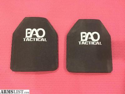 For Sale/Trade: Level IV Ceramic Plates